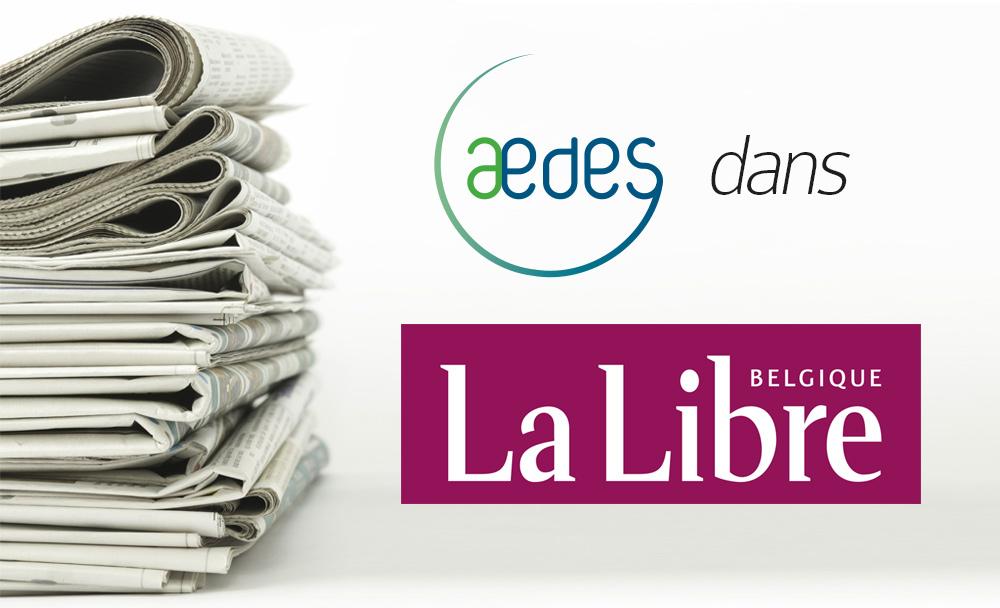 Aedes et la Libre Belgique