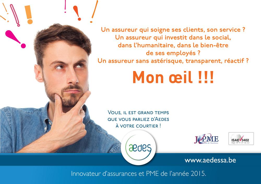 Publicité Aedes